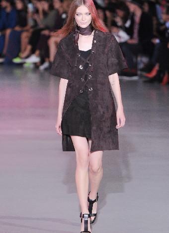2015春夏[Costume National]米兰时装发布会