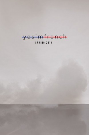 Yes I'm French - 2014早春