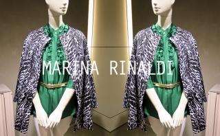 2015春夏Marina Rinaldi零售分析