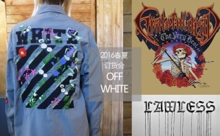 Off+White - 2016春夏訂貨會