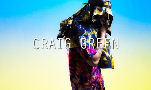 Craig Green - 2014春夏