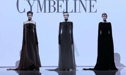 2016秋冬婚紗[Cymbeline Forever]巴塞羅那時裝發布會