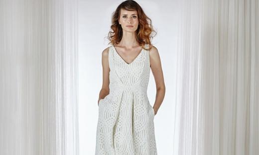 2016春夏婚紗[Charlie Brear]紐約時裝發布會