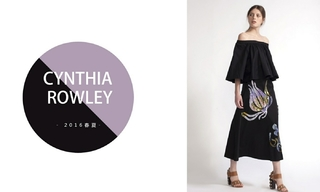 Cynthia Rowley - 2016年春夏