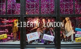 2016秋冬Liberty London(利伯提伦敦百货)零售分析