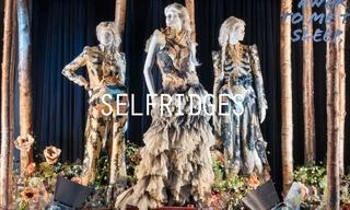 2016秋冬Selfridges塞尔福里奇百货零售分析