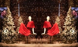 圣誕大禮 - Skp2017圣誕櫥窗