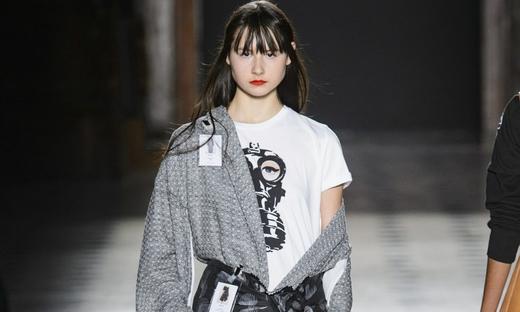 2018春夏高級定制[A.F.Vandevorst]巴黎時裝發布會