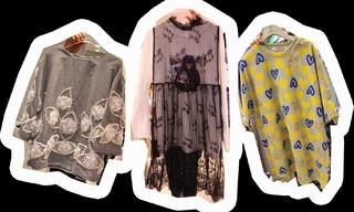 薄紗|條紋|印花:韓國東大門初春零售分析
