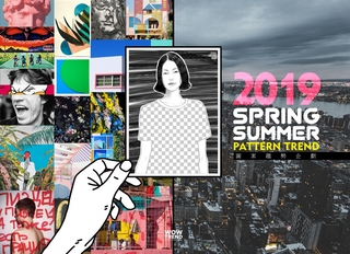 2019春夏 圖案趨勢