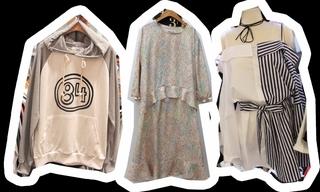 連衣裙|拼接|印花衛衣:韓國東大門初春零售分析