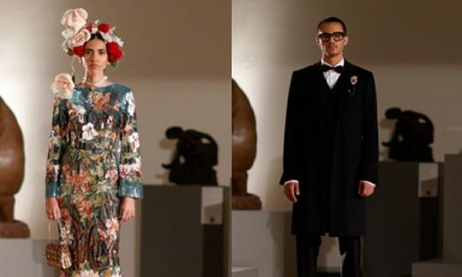 2018春夏高級定制[Dolce & Gabbana]墨西哥時裝發布會