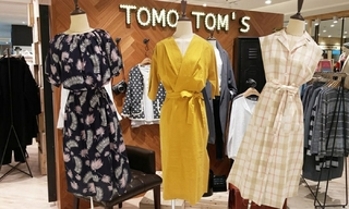 【品牌零售】TOMO TOM'S 2018春夏