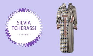 Silvia Tcherassi - 横穿大西洋(2018初秋)