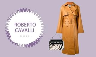 """Roberto Cavalli - """"夏日""""花園派對(2018初秋)"""