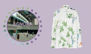 Agnona - 饱和夏日色调(2019春夏预售款)