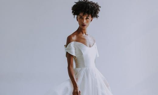 2019秋冬婚纱[Leanne Marshall]纽约时装发布会