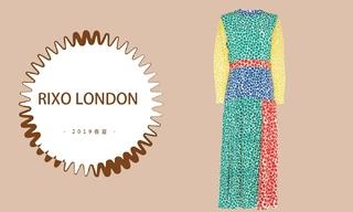 Rixo London - 女神的新衣(2019春夏预售款)