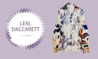 Leal Daccarett - 80年代的优雅延续(2019春夏 预售款)