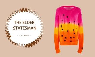The Elder Statesman - 美丽针织衣物(2019春夏预售款)