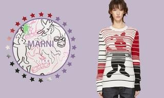 Marni - 舞蹈兔子(2019春夏)