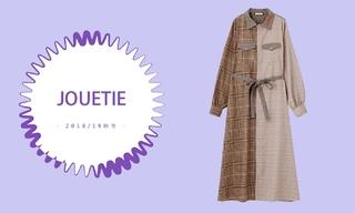 Jouetie - 原宿女孩(2018/19秋冬)