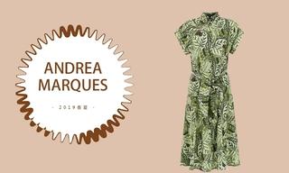 Andrea Marques - 创造的激情(2019春夏)