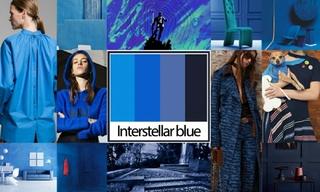 2020初秋色彩:星際藍
