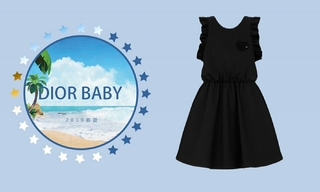 Dior Baby-带着热情去生活