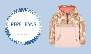 Pepe Jeans - 童年的色彩(2019春夏)