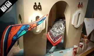 【橱窗陈列】爱马仕2019系列橱窗设计源于法国巴黎最美地标&Emporio Armani不只是衣服优雅而已