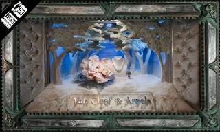 【橱窗陈列】吹爆Van Cleef&Arpels这波仙女橱窗&Max Mara银座最新春夏橱窗
