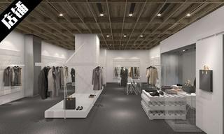 【店铺赏析】ESONS 爱城市女装旗舰店设计&立陶宛·JNBY品牌服装店设计