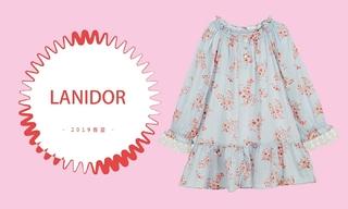 Lanidor-梦的色彩(2019春夏)