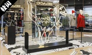 【快闪/期限店】COACH 在台北101开了REXY 恐龙限定快闪店 让你一逛就上瘾!