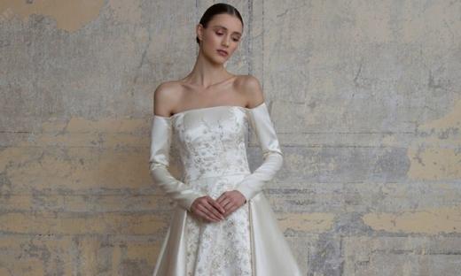 2020春夏婚纱[Georges Hobeika]纽约时装发布会