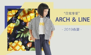 Arch & Line - 日常享受(2019春夏)