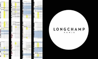 Longchamp - 2020春夏訂貨會(7.30) - 2020春夏訂貨會