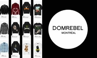 Domrebel - 2020春夏订货会(7.30) - 2020春夏订货会