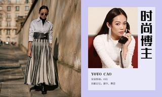 造型更新—Yoyo Cao