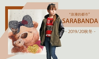 Sarabanda - 浪漫的都市(2019/20秋冬)