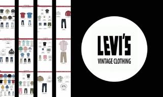Levi's  - 2020春夏订货会(8.13) - 2020春夏订货会