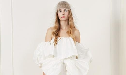 2020秋冬婚纱[Honor]纽约时装发布会