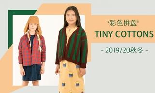 Tiny Cottons - 彩色拼盤(2019/20秋冬)