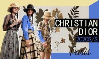 Christian Dior:Catherine Dior的花园(2020春夏)