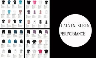 Calvin Klein Performance - 2020春夏訂貨會(10.28) - 2020春夏訂貨會