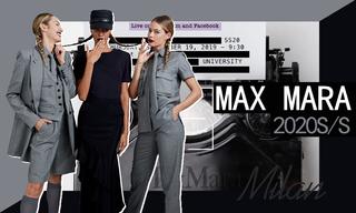 Max Mara:女杀手的衣橱(2020春夏)