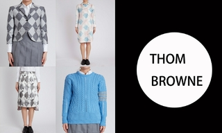 Thom Browne - 2020秋冬订货会(12.4)