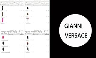 Gianni Versace - 2020/2021秋冬订货会(12.4)