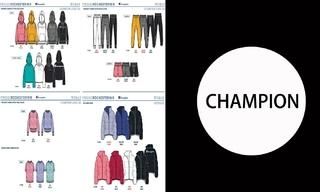 Champion -2020/21秋冬訂貨會(12.9)